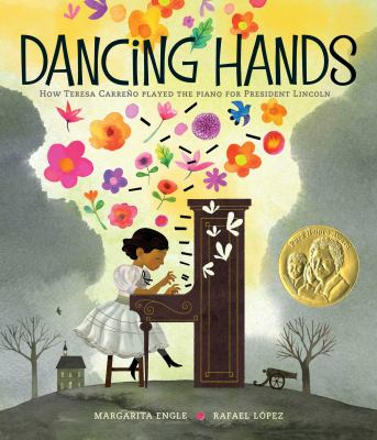 Dancing Hands: How Teresa Carreo Played the Piano for President Lincoln