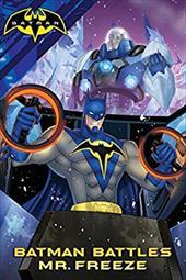 Batman Battles Mr. Freeze 23723273