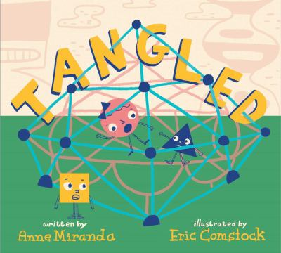 Tangled: A Story About Shapes as book, audiobook or ebook.
