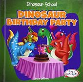 Dinosaur Birthday Party (Dinosaur School) 23143437