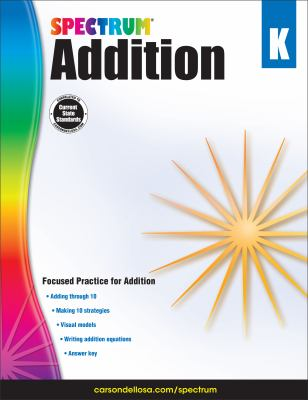 Addition, Grade K (Spectrum)