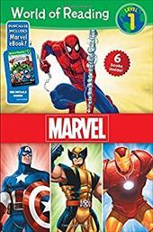 World of Reading Marvel Boxed Set: Level 1 - Purchase Includes Marvel eBook! 22782282