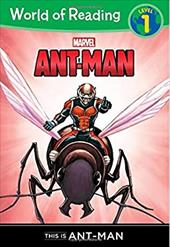 World of Reading: Ant-Man This is Ant-Man: Level 1 22651116
