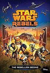 Star Wars Rebels: The Rebellion Begins (Junior Novelization) 22640356
