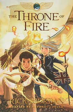 The Throne of Fire (Kane ), The Graphic Novel