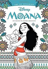 Art of Coloring: Moana: 100 Images to Inspire Creativity 23229997