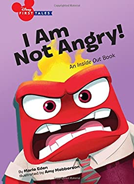Disney First Tales Inside Out: I Am Not Angry!