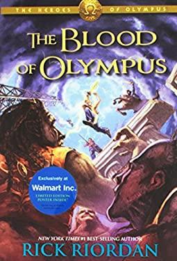 The Blood of Olympus (The Heroes of Olympus, 5)