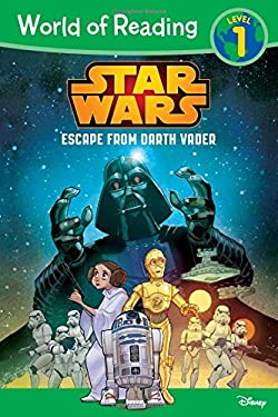 World of Reading Star Wars Escape from Darth Vader: Level 1
