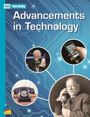 ISBN 9781490091938 product image for Texts for Close Reading Grade 3 Unit 5 Advancements in Technology | upcitemdb.com