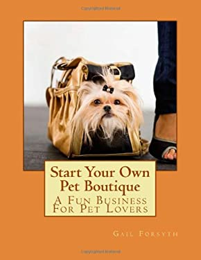 Start Your Own Pet Boutique