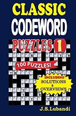 Classic Codeword Puzzles (Volume 1)