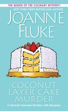 Coconut Layer Cake Murder (A Hannah Swensen Mystery)