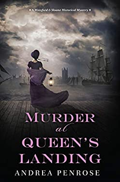 Murder at Queen's Landing: A Captivating Historical Regency Mystery (A Wrexford & Sloane Mystery)