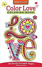 Color Love Coloring Book: On-The-Go! (On-The-Go! Coloring Book) 22687602