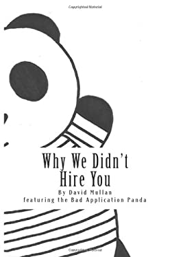 Why We Didn't Hire You: How not to apply for your first professional services job