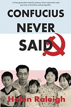 Confucius Never Said