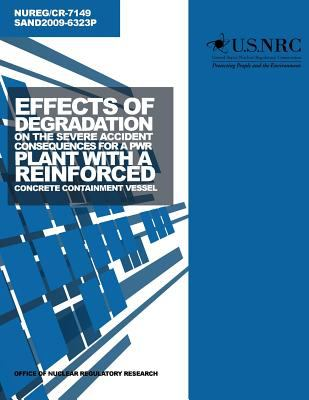 Effects of Degradation on the Severe Accident Consequences for a PWR Plant with a Reinforced Concrete Containment Vessel