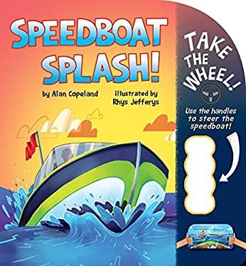 Speedboat Splash! (Take the Wheel!)