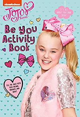 Be You Activity Book (JoJo Siwa)