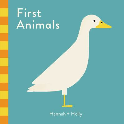 First Animals (Touch and Learn)