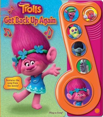 Trolls Little Music Note