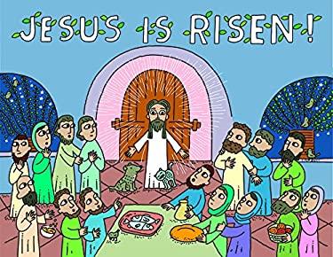 Jesus Is Risen!: An Easter Pop-up Book