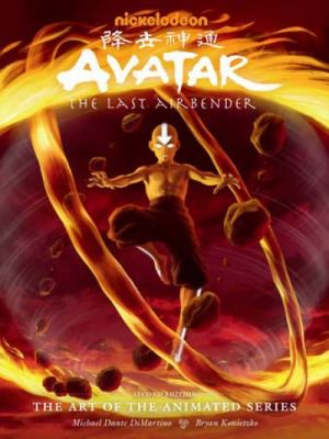 Avatar: The Last Airbender The Art of the Animated Series Deluxe (Second Edition)