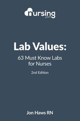Lab Values: 63 Must Know Labs for Nurses