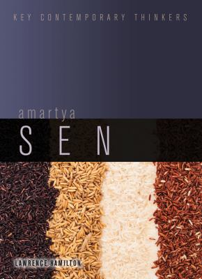 Amartya Sen (Key Contemporary Thinkers)