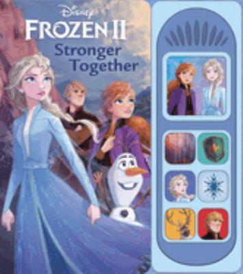 Disney Frozen 2 Little Sound Book – PI Kids