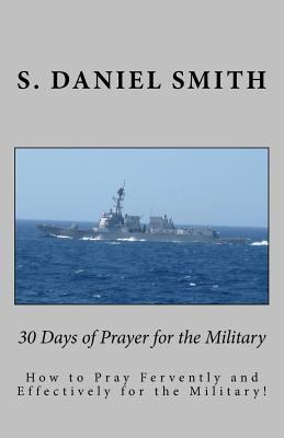 30 Days of Prayer for the Military