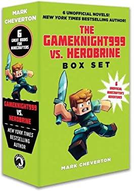 The Gameknight999 vs. Herobrine Box Set: Six Unofficial Minecrafter's Adventures (The Gameknight999 Series)