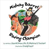 Midway Barrel Racing Champion 23099377