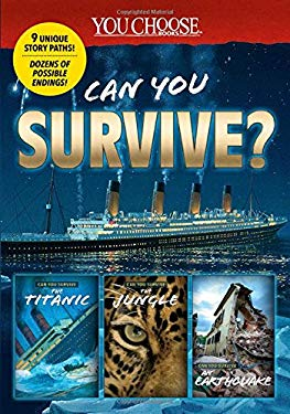 You Choose: Can You Survive Collection (You Choose: Survival)