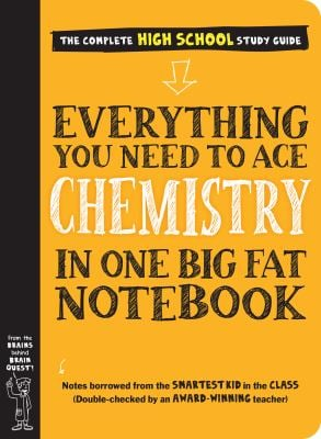 Everything You Need to Ace Chemistry in One Big Fat Notebook (Big Fat Notebooks)