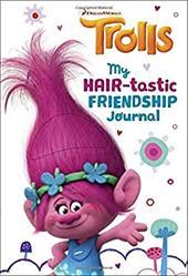 My Hair-tastic Friendship Journal (DreamWorks Trolls) 23667041
