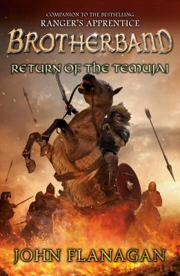 Return of the Temujai (The Brotherband Chronicles)