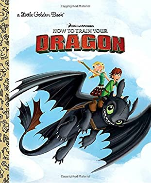 DreamWorks How to Train Your Dragon (Little Golden Book)