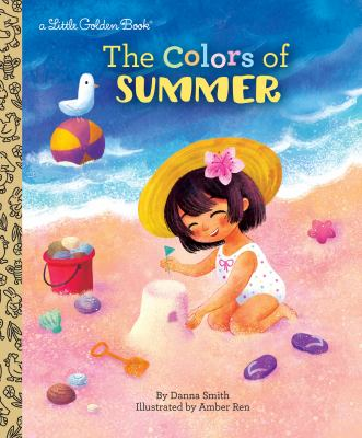 The Colors of Summer (Little Golden Book)