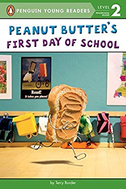 Peanut Butter's First Day of School (Penguin Young Readers, Level 2)