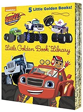 Blaze and the Monster Machines Little Golden Book Library (Blaze and the Monster Machines) (Blaze and the Monster Machines: Little Golden Books)