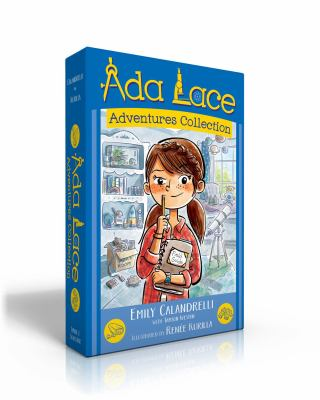 Ada Lace Adventures Collection: Ada Lace, on the Case; Ada Lace Sees Red; Ada Lace, Take Me to Your Leader; Ada Lace and the Impossible Mission (An Ad