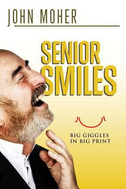 Senior Smiles: Big giggles in big print