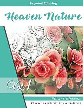 Adult Coloring Book : Flower (Volume 1)