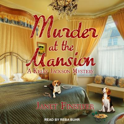 Murder at the Mansion (Kelly Jackson Mystery)