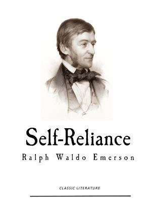 self reliance literary elements Throughout self-reliance, emerson utilizes the genius in some humans to build and fortify his ideas (whicher 147-68) furthermore, he uses his religious ancestry as well as anti-lockean or transcendentalist knowledge to further the gap that separates the various institutions of conformity.