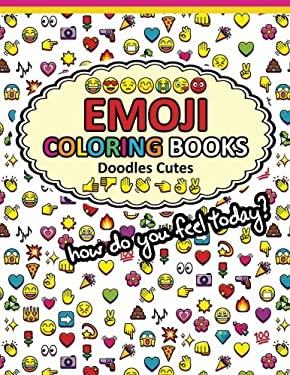 Emoji Coloring Books Doodle Cute