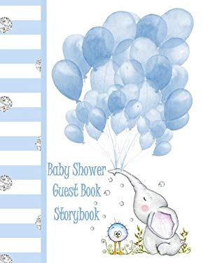 Baby Shower Guest Book: Storybook