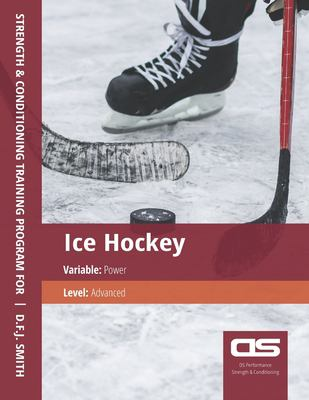 DS Performance - Strength & Conditioning Training Program for Ice Hockey, Power, Advanced